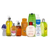 flüssige Kosmetika (Flaschen)