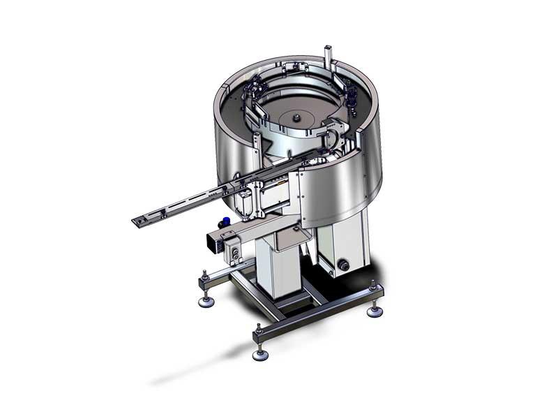 Sortiertopf Pumpen für flüssige Foundation bis zu 100 Stck/min