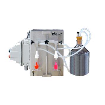 PKB VACUO NAGELLACK: Tischabfüllmaschine